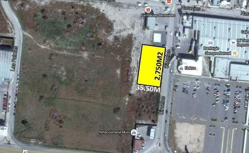 Terreno clave TEUN0303 en Renta en Lomas de Jarachina, Reynosa, Tamaulipas