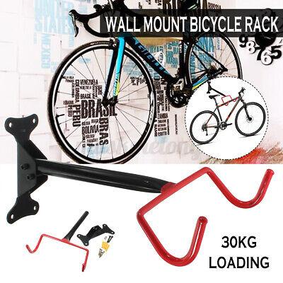 4PCS//set Bicycle Bike Cycling Wall Mount Hook Hanger Garage Storage Holder Rack
