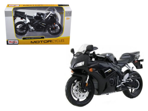 Honda CBR 1000RR Black Motorcycle 1//12 Model by Maisto