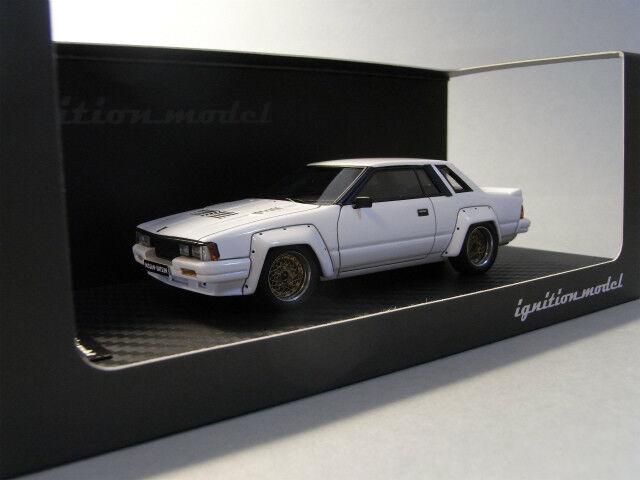 tomar hasta un 70% de descuento Nissan Nissan Nissan 240RS blancoo Encendido Modelo 1 43  IG0107  barato y de moda
