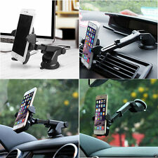 360° Universal Car Windscreen Dashboard Holder Mount For GPS iphone Samsung LG