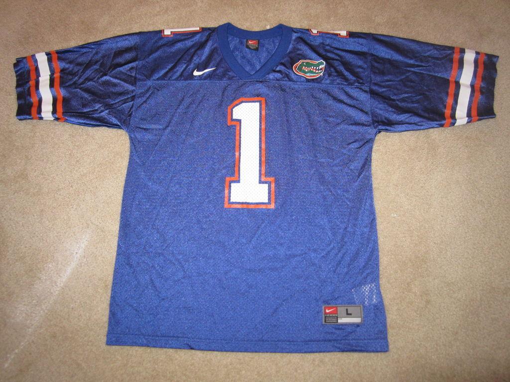 Florida Cocodrilos    1 Nike Camiseta de Fútbol M 55ec4b