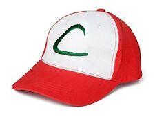 Pokemon go Pokemon Ash Cartoon Quality Baseball Caps