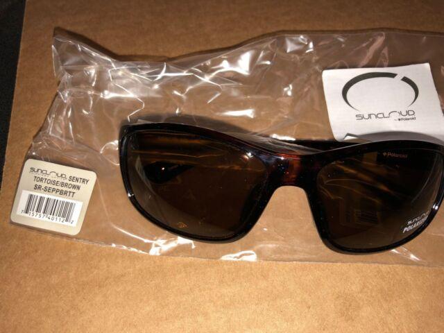 b5e71efdd25 SUNCLOUD Nightcap Tortoise Gold Frame Brown Polarized Lenses Sunglasses