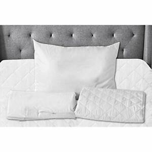 Allerease Dorm Defense Kit 3-Piece Mattress Protector Pad ...