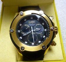 f54238b33c5 Invicta Subaqua 23929 Chronograph Black MOP Face With Black Rubber Strap  Watch