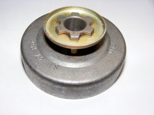 """Carving Kettenrad Kettenritzel 1//4/"""" 6 Zähne für Stihl Motorsäge 020 Typ 1114"""