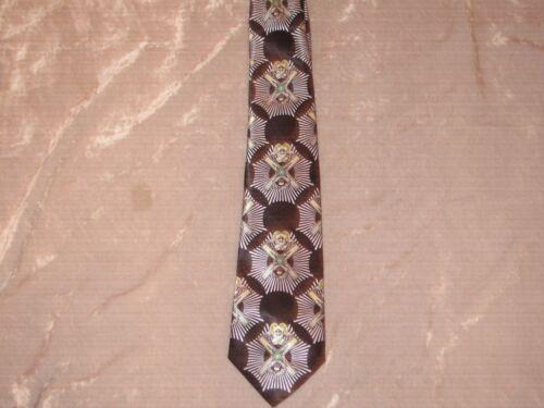 Knights of Saint Andrew Scottish Rites Necktie Masonic Royal Secret NEW!