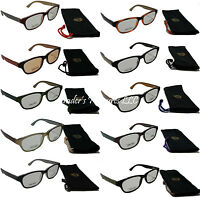 Joy Mangano Women's Reading Glasses Choose Your Colors And Strength With Pouch