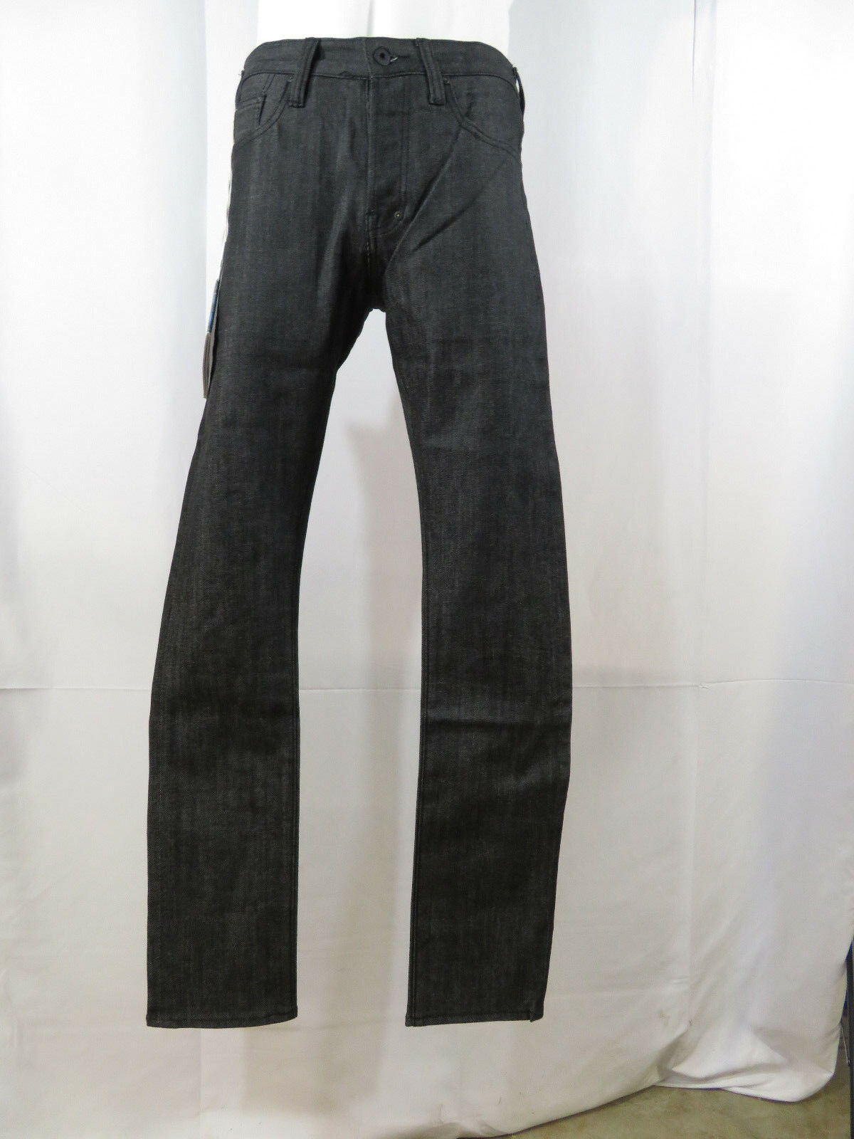 New with Tags  Prps Windsor Tapered Stretch Skinny Raw Jeans Size 30