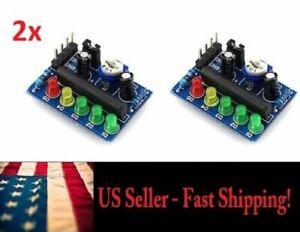 2-PC-KA2284-Audio-or-Battery-Power-level-indicator-Indicator-Pro-module