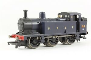 Hornby-S-amp-DJR-Somerset-Dorset-Joint-Rwy-Jinty-0-6-0-Steam-Locomotive-DCC-FITTED
