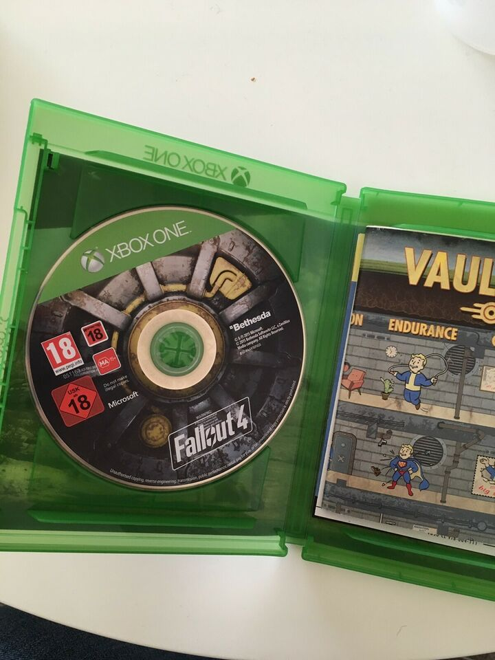 Fallout 4 + Fallout 3, Xbox One, FPS