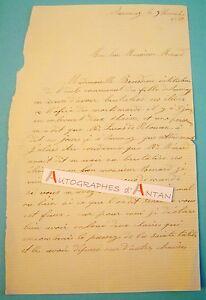 Détails Sur Savenay 1880 à M Menard Boisdron Lucas De Peslouan Ecole Communale Des Filles