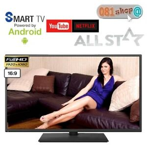 ALL-STAR-ASTV40S-Televisore-40-034-Pollici-ANDROID-SMART-TV-LED-FULL-HD-DVB-T2