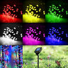 Solar Powered 60/100/200 LED String Fairy Lights Garden Outdoor Xmas Party Lamp