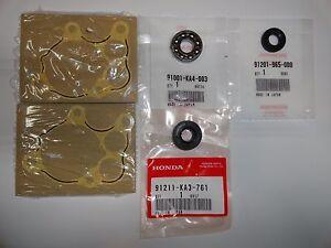 Honda CR500 OEM Engine Water Pump Rebuild Kit 1985 1986 1987 1988 1989 90 CR500R