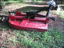 7 Titan Bushhog Rotary Mower Excellent Condition 6 Years Old