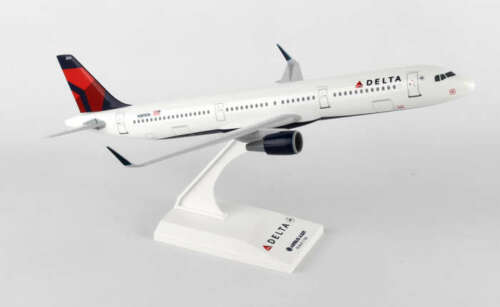 Skymarks Delta Airlines Airbus A321 1/150 Model Plane with Stand Reg N301DN