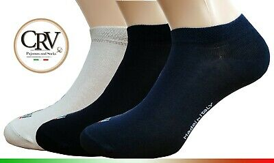 Aggressivo Crv Fantasmino Uomo E Donna Artigianali, Calza Bassa Sneaker Made In Italy