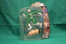 Marvel Legends Quicksilver Green Suit Variant (2007)