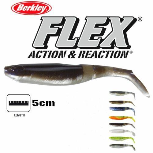 BERKLEY FLEX SOFT PLASTIC LURE CUTT SHAD 5cm