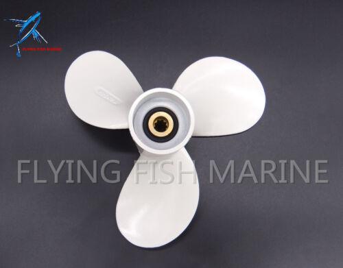 Aluminum Alloy Boat Motor Propeller 7 1//2x7-BA for Yamaha F6C F5A Outboard motor