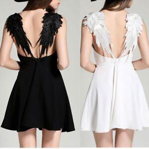 Angel-Wings-Dress-Cute-Lovely-Harajuku-Camisole-Tank-Top-Mini-Backless-Beachwear
