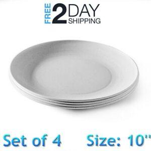 Durable Microwave Safe Plastic Plates