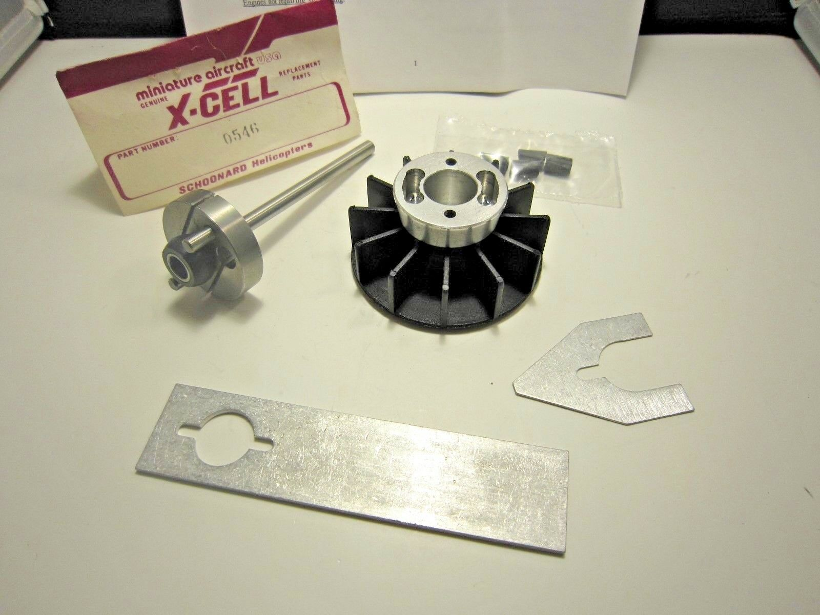 X cell MA 0546 Self aligning Dampened Clutch Clutch Clutch system for 50 60 e PRO Series NIP 45593b