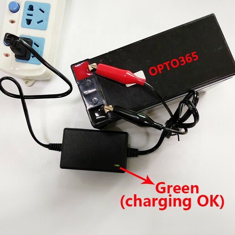 Alternative 12 Volt Wall Charger AC Adapter For Kids Avigo Dodge Charge SWAT