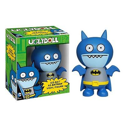 FUNKO POP UGLYDOLL DC COMICS BATMAN ICE-BAT VINYL FIGURE NEW 3643