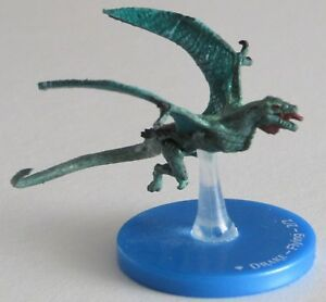 DRAKE #16 Flying Blue MTG Magic the Gathering Creature Forge Overwhelming Swarm