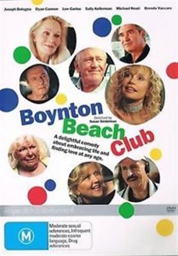 1 of 1 - Boynton Beach Club (DVD, 2008) NEW