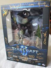 Autographed StarCraft II 2 Premium Series 1: Zeratul Action Figure
