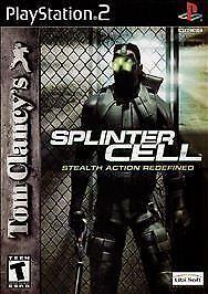 Tom-Clancy-039-s-Splinter-Cell-Sony-PlayStation-2-2003-G