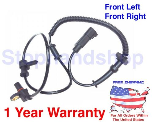Right Side New ABS Wheel Speed Sensor fits Dodge Ram 1500 Front Left