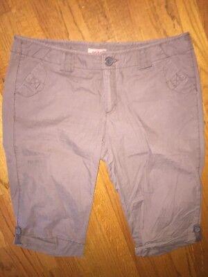 Nobo no Boundaries Merlot Red Dorm shorts XL 15-17 women/'s juniors soft