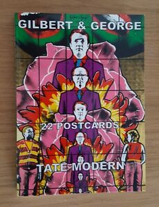 Gilbert-and-George-22-Postcards