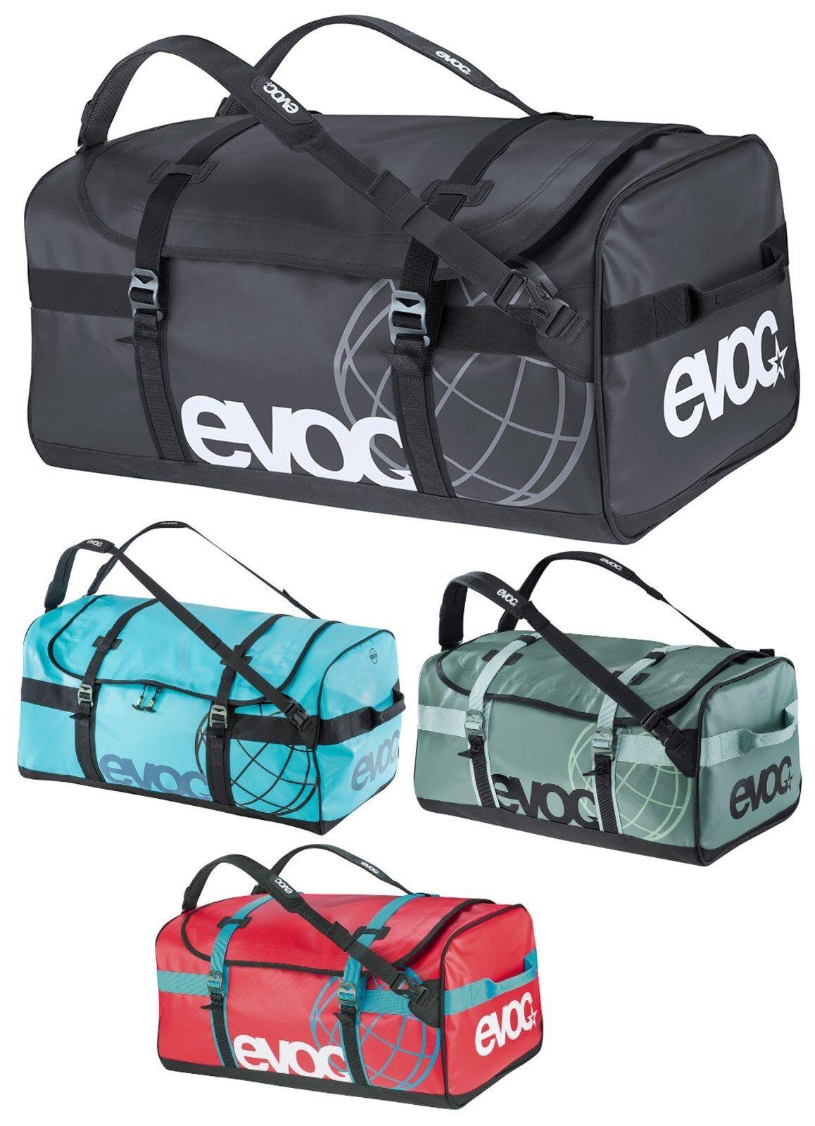 Evoc Borsone Duffle Bag Borsa da viaggio Expedition Tasche Borsa Zaino