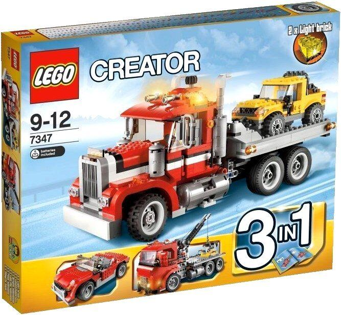 LEGO® Creator 7347 Abschlepptruck NEU OVP Highway Pickup NEW MISB NRFB