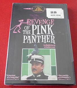 New-DVD-Movie-Revenge-of-the-Pink-Panther-La-Malediction-de-la-Panthere-Rose