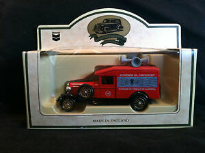 Collectible-Chevron-DIE-CAST-Standard-Oil-Announcer-Car-Made-in-England-1-64