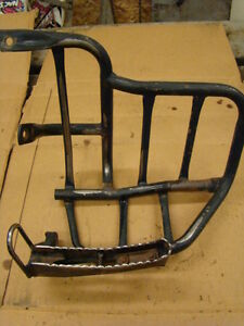 2003-KAWASAKI-MOJAVE-LEFT-HEEL-GUARD-FOOT-PEG