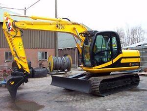 Jcb-Js115-Js130-Js130lc-Js145-Js160-Js180-Tracked-Excavator-Service-Manual