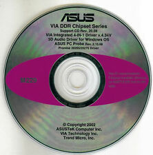ASUS A7V266-E Motherboard Drivers Installation Disk M229