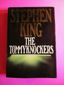 THE-TOMMYKNOCKERS-1987-1st-Edition-1st-Printing-by-Stephen-King-19-95