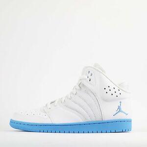 Baskets Détails Titre Chaussures Nike 1 Sur Jordan 4 Homme Blancuniversité Bleu Afficher D'origine Le Flight xrdBeCo
