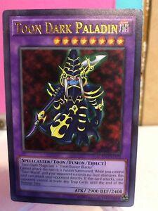 YuGiOh Toon Dark Paladin Custom Card Orica Proxy | eBay