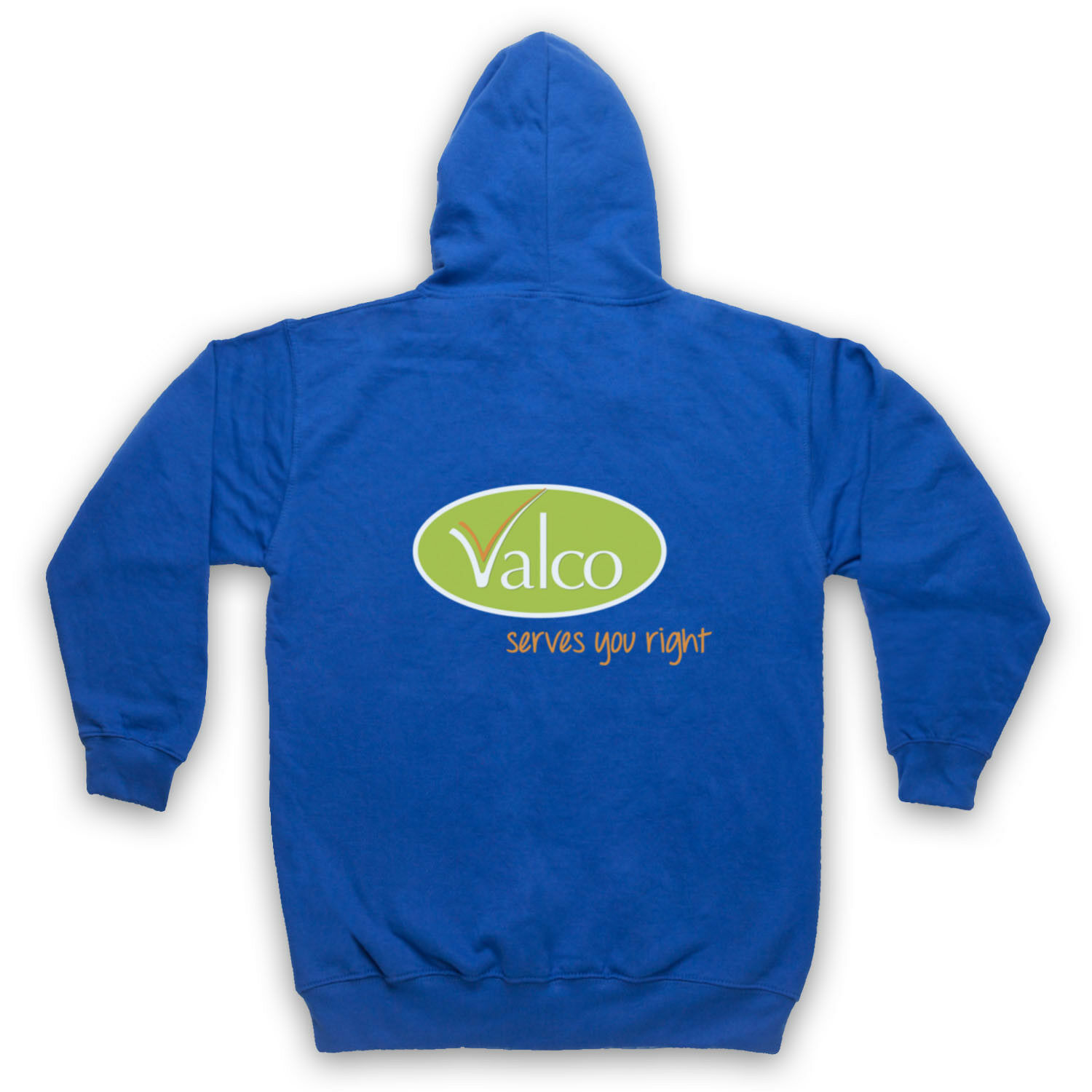 TROLLIED VALCO SERVES YOU RIGHT COMEDY COMEDY COMEDY SUPERMARKET TV ADULTS & KIDS HOODIE | Lassen Sie unsere Produkte in die Welt gehen  bf9af2